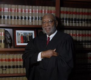 Justice James E.C. Perry of the Florida Supreme Court