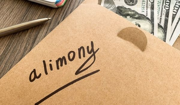 Alimony payment
