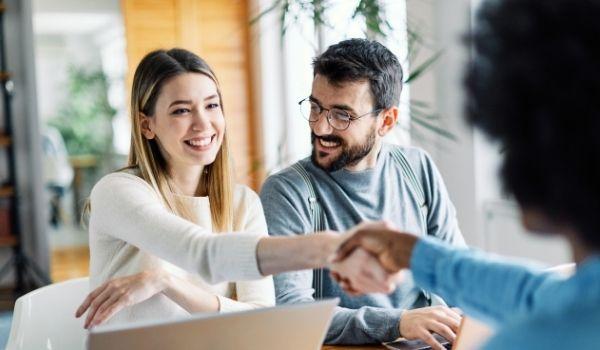 successful will and probate estate transfer
