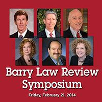 Barry Law Review Symposium